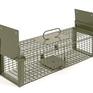 Rattenfalle als Durchlauffalle