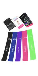 Antimi Yoga Fitnessbänder