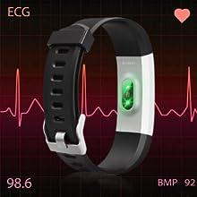 24H-Echtzeit-Herzfrequenzsensor