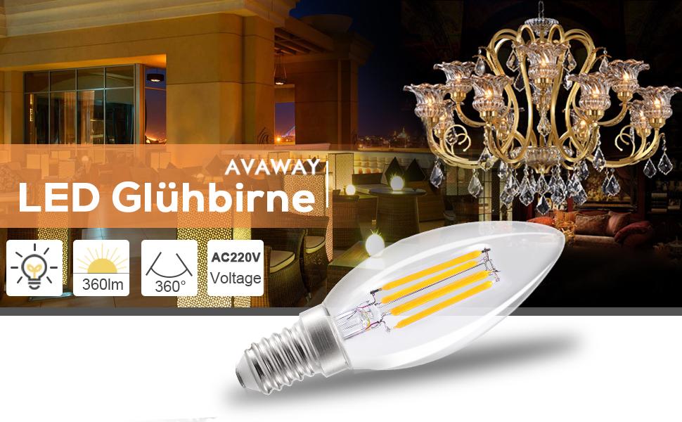 Led Glühbirnen Für Kronleuchter ~ Stylische led lampen osram lampen
