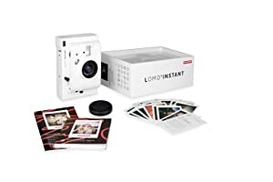 lomography lomo 39 instant white instant film kamera kamera. Black Bedroom Furniture Sets. Home Design Ideas