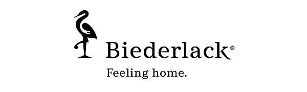 biederlack logo feeling home marke hersteller deutschland unternehmen firma