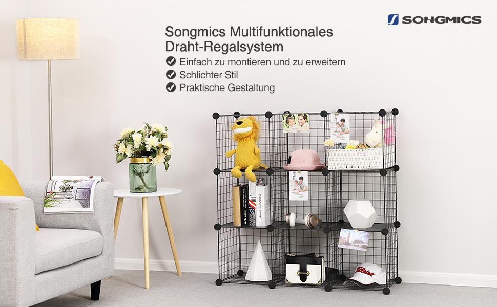 Beste Drahtwürfel Regalsystem Ideen - Elektrische Schaltplan-Ideen ...