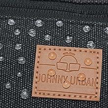 Bauchtasche Damen & Herren Hip Bag Canvas Johnny Urban