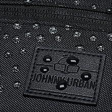 Bauchtasche schwarz Männer & Frauen Johnny Urban