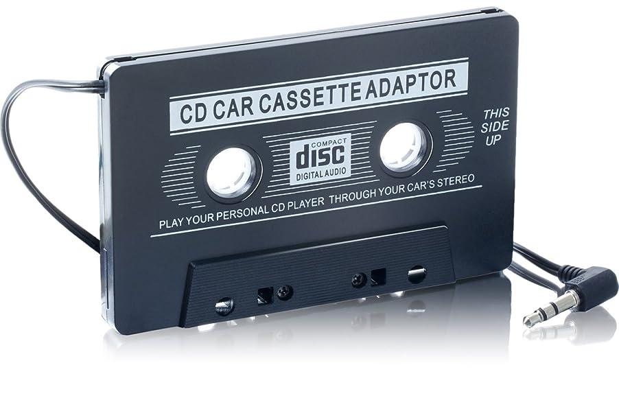 Aux Kassetten Adapter Einfach Ihr Autoradio Mit Amazonde Elektronik