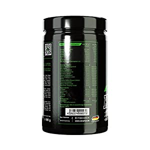 ZEC+ Kickdown 2.0 Trainingsbooster Hardcore Booster Pre-Workout Supplement Energie Booster Ausdauer