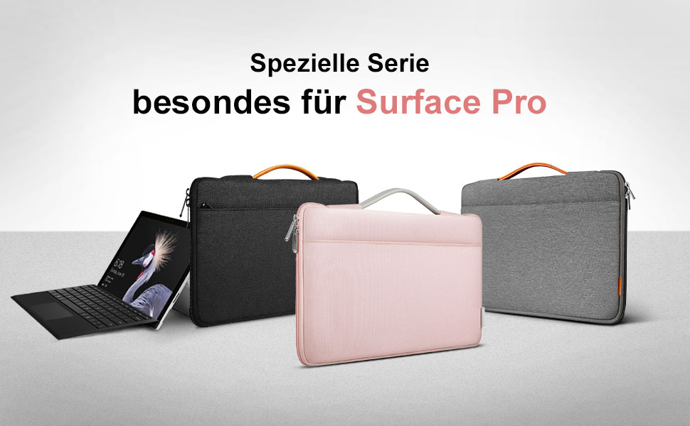 12,3 Zoll Surface Pro Tasche