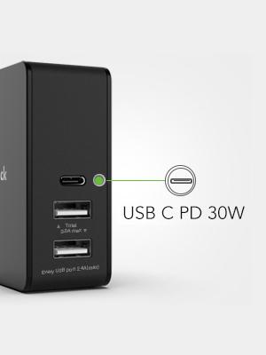USB C PD 30W