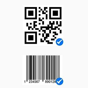 2d barcode unterstützend