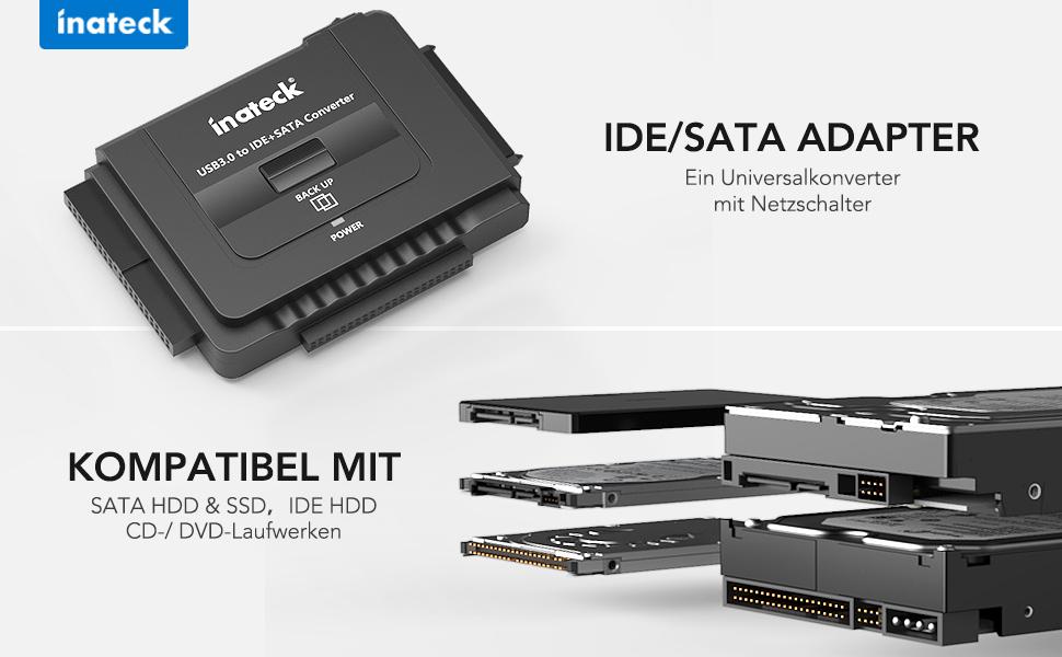 IDE/SATA ADAPTER