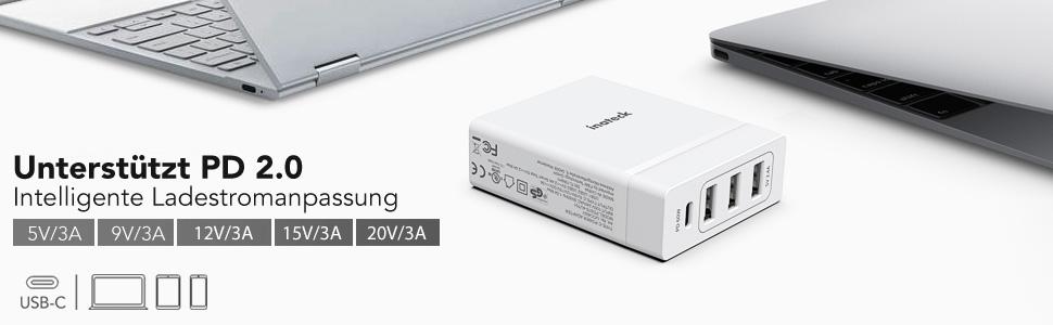 USB-C Ladegerät