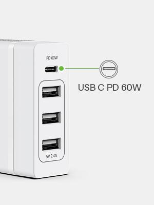 USB C PD 60W