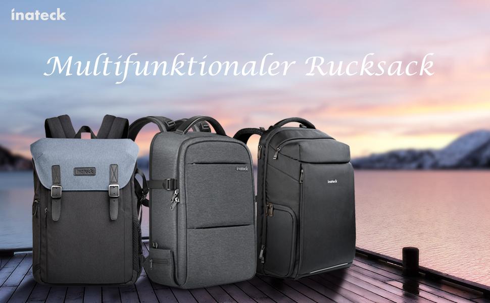 Multifunktions-Rucksack