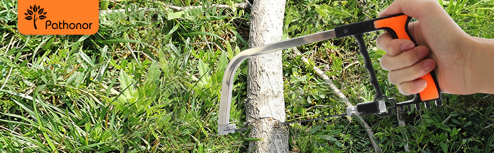 Kunststoff PVC Rohr Hands/äge-Set 12 in 1 Magic Universal Hands/äge-Set mit Aufbewahrungskoffer zum Schneiden von Holz