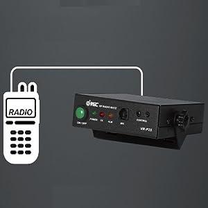 HF-Verst/ärker f/ür Radioddity Baofeng Radioddity x VGC VR-P25UD 400-470MHz 40W TYT ICOM Yaesu FM sowie DMR Funkger/äte Kenwood Motorola