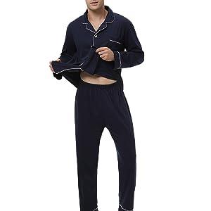 Damen nachthemd Kuzarm  85/% Baumwolle 17/% Polyster  mit 3 Knopfleiste