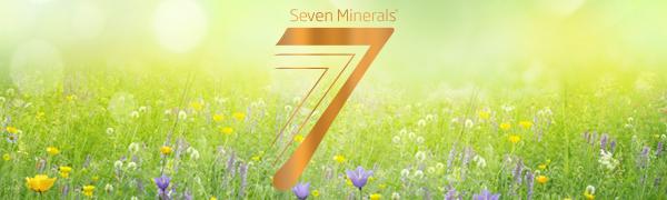 Aloe Vera Spray, Aloe Vera, Hautpflege, Haarpflege, After Sun, natürlich, bio, Seven Minerals