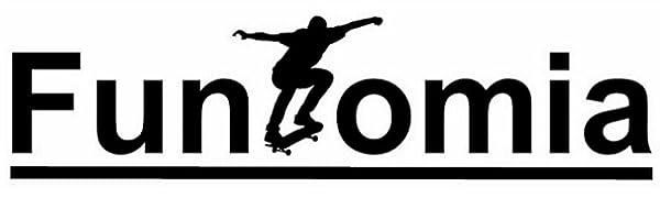 funtomia skateboard rollen