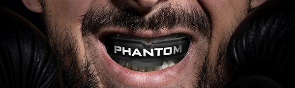 PHANTOM Impact ZAHNSCHUTZMundschutz Kampfsport MMA Muay Thai Boxen4 FARBEN