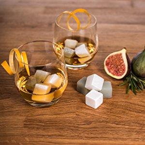 BLUMTAL Whiskysteine für einen perfekt gekühlten nicht verwässerten Whisky