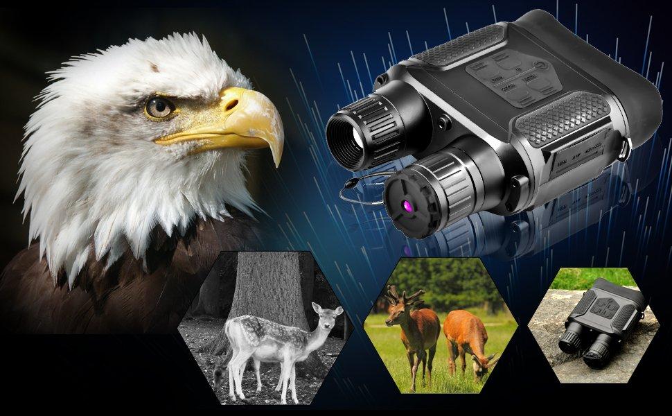 Solomark digitales nachtsichtgerät 7 fache: amazon.de: kamera