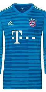 FC Bayern München Torwart Trikot Manuel Neuer Saison 2018/19 für Erwachsene