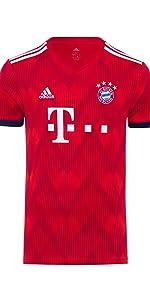 FC Bayern München Trikot Home der Saison 2018/19 für Kinder und Jugendliche