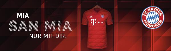 Gr/ö/ße XL FC Bayern M/ünchen Trikot Home 2019//20 Alphonso Davies