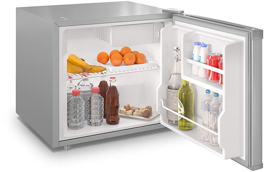 Kleiner Kühlschrank Ordnung : Inventor mini kühlschrank 43l energieklasse a lagervolumen 43l