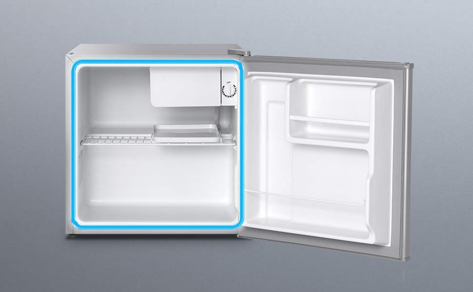 Bomann Kühlschrank Zu Warm : Inventor mini kühlschrank 43l energieklasse a lagervolumen 43l
