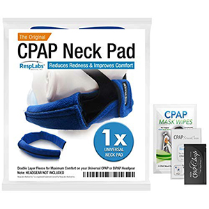RespLabs Full Face CPAP Mask Liners — [3 Pack] Reusable