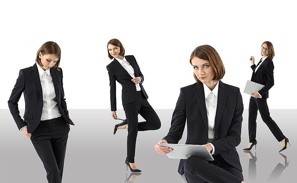b34488a32bfa78 Business Wäsche Damen Unterwäsche unsichtbar clean cut lasercut top weiter  Ausschnitt