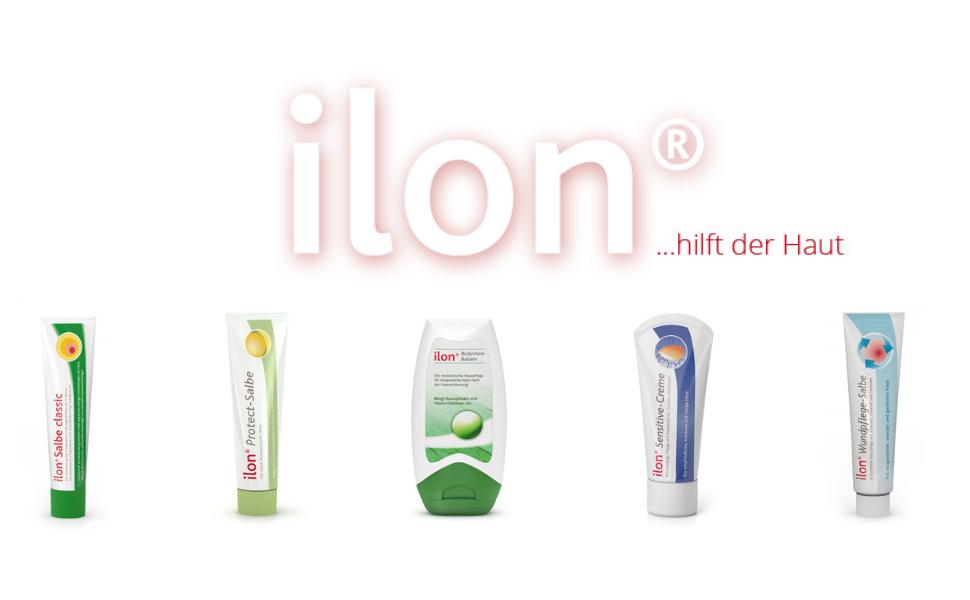 ilon - hilft der Haut