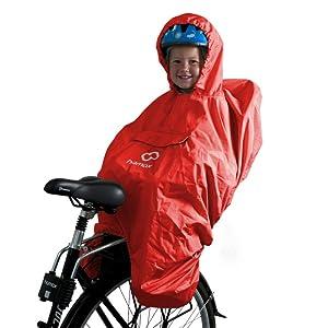 Hamax Regenponcho für Fahrradsitz
