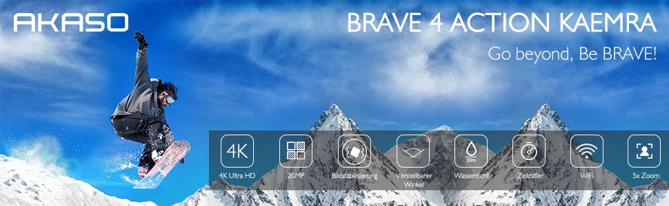brave 4 action kamera banner