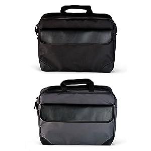 Fietsklik Urban Office Fahrradtasche in schwarz oder grau