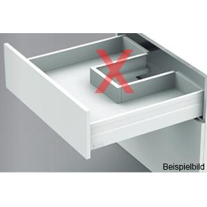 Metallauszug Schublade Badmöbel-Set
