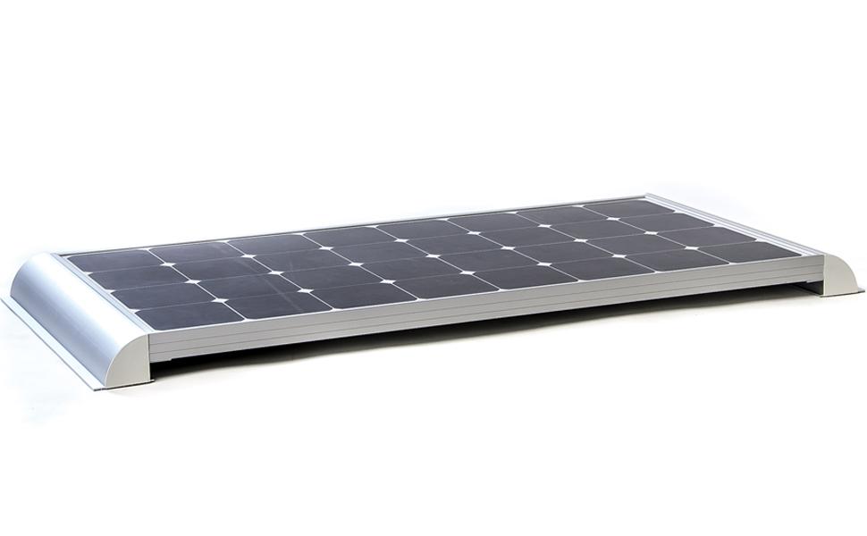 HXH53//S WATTSTUNDE Solarmodul Haltespoiler Dachbefestigungen Dachdurchf/ührung