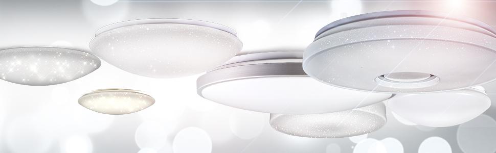 Badezimmer Lampe Decke Nedes Badlampe Tageslicht 900 Lumen Neutrales Warmweiß Badleuchte 12w Rund ø 30cm Lampe Spritzwassergeschützt Bad