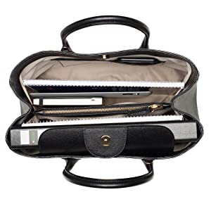 Treu Premium Notebook Tasche Echtes Leder Made In Italy Laptop Tasche Aktentasche Waren Jeder Beschreibung Sind VerfüGbar Büro & Schreibwaren Koffer, Taschen & Accessoires