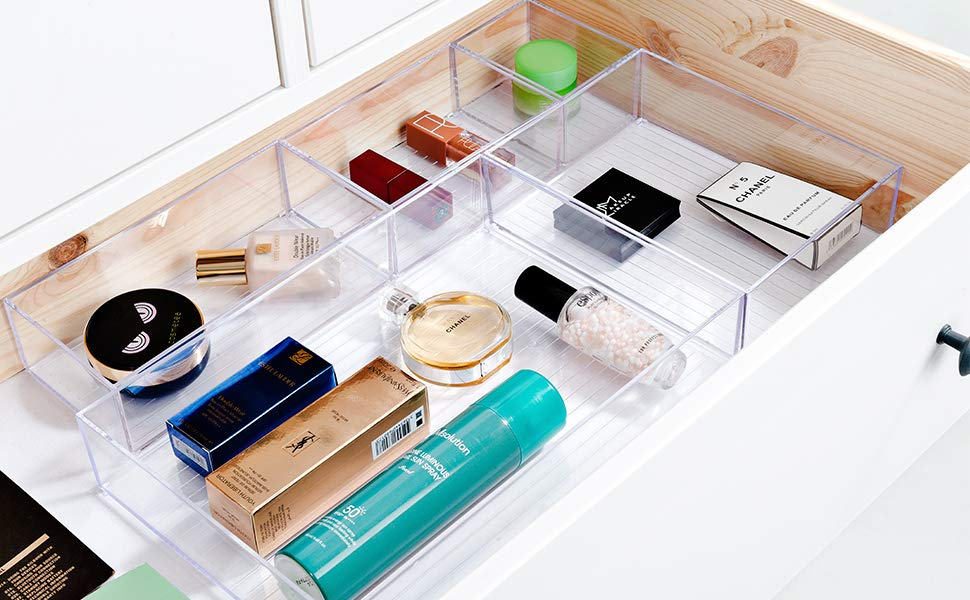 Ulinek Clarity Schubladenorganizer Badezimmer
