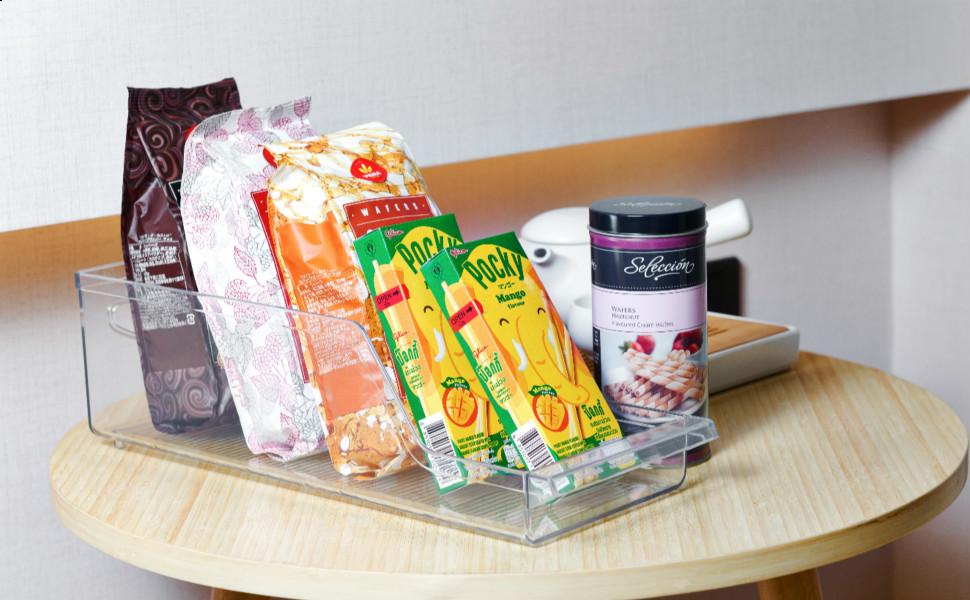 Kühlschrank Organizer : Ulinek aufbewahrungsbehälter kühlschrank organizer für küche