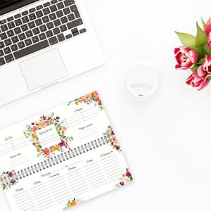 2018-2019 Monat zur Ansicht der Tischkalender Tischkalender Beste täglich nett
