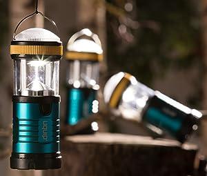 Uquip Wally LED Taschenlampe mit Karabinerhaken 200 Lumen Wie Neu