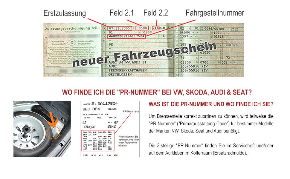 Bremsen Bremsscheiben Ø 259 Mm BelÜftet Vorne BremsbelÄge Nb Parts Germany 10040957 Auto