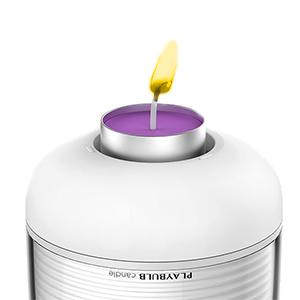MiPow Playbulb Candle 2 - LED-Teelicht mit App-Steuerung