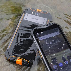 Ulefone Armor 3 Outdoor Smartphone 5,7 Zoll, 10300mAh