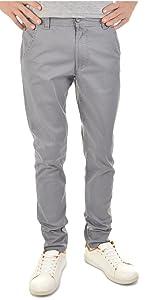 Pantalones chinos para niños y jóvenes, de corte recto, ajustados, para invierno, elásticos, corte Bootcut