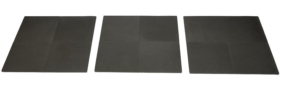 Beschermende matten.